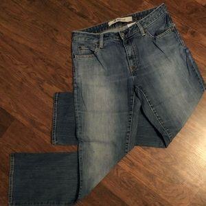 Gap Boot Cut Stretch Jeans